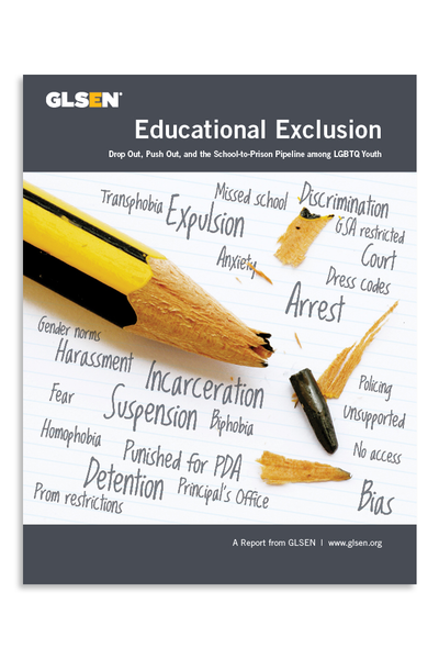 Educational Exclusion: Drop Out, Push Out, and the School-to-Prison Pipeline.