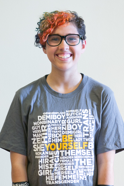 Be Yourself! Proud T-Shirt