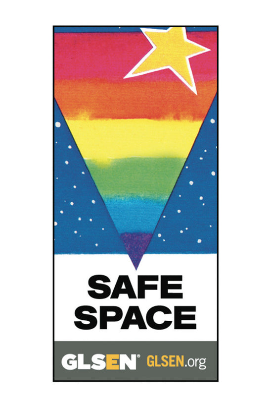 Glsen Safe Space Kit Be An Ally To Lgbtq Youth Glsen