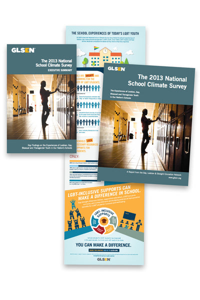 GLSEN 2013 National School Climate Survey