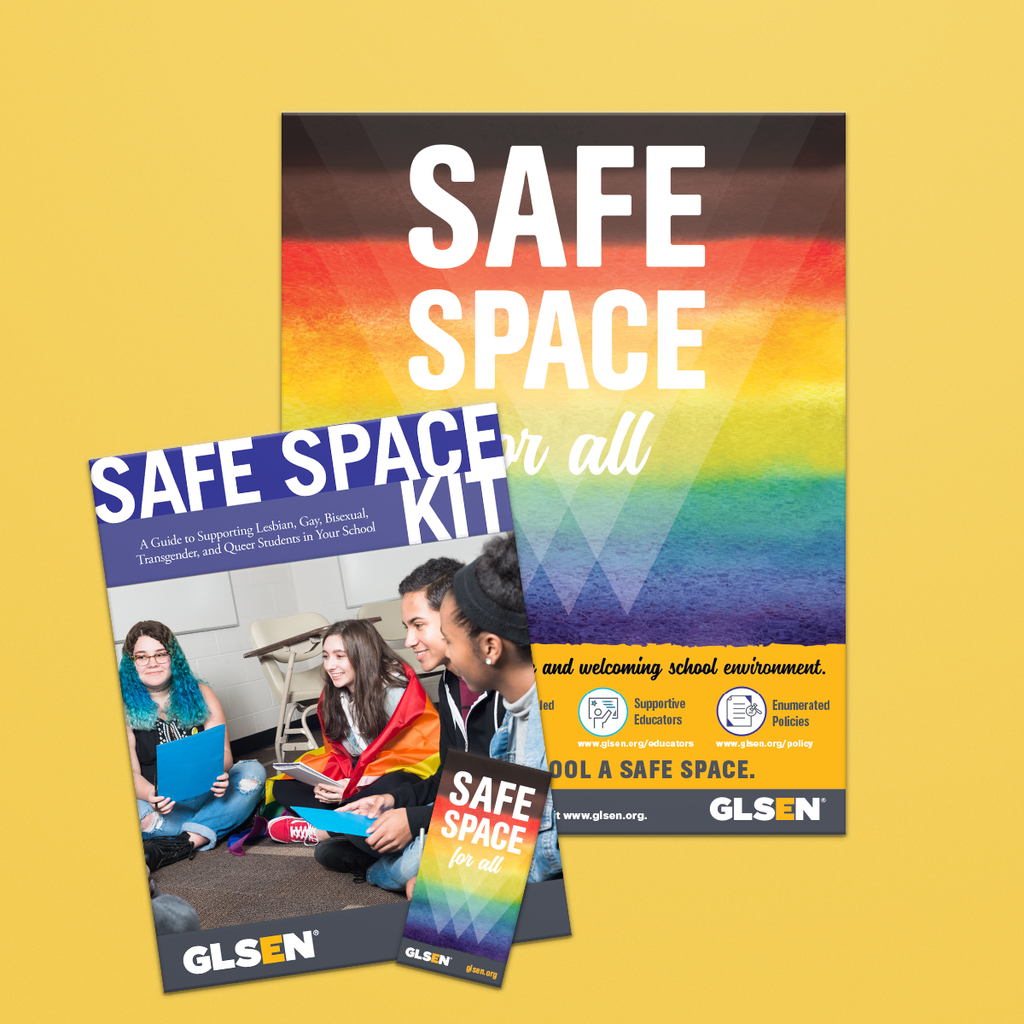 GLSEN Safe Space Kit (2nd Edition)