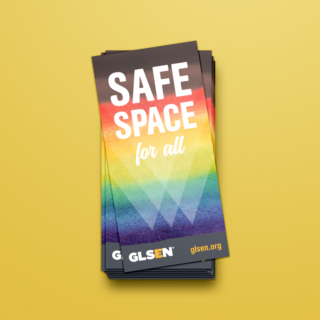 GLSEN Safe Space Stickers