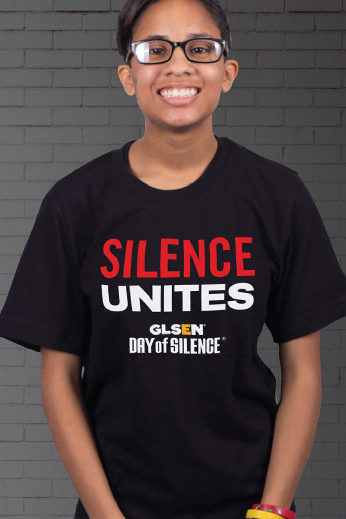 GLSEN Day of Silence Shirt