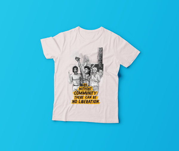 2019 GLSEN Pride Shirt: Honoring Our History, Stonewall Riots