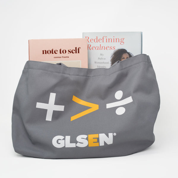 Together is Greater than Divided GLSEN Tote
