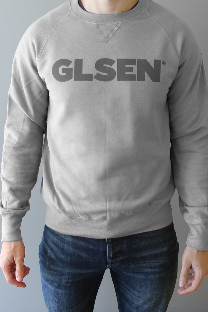 Limited Edition GLSEN Gray Sweatshirt