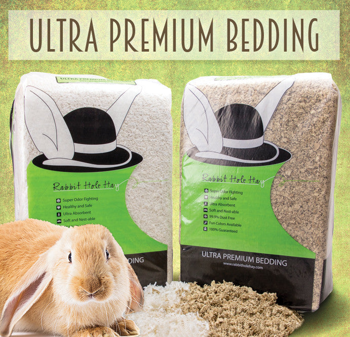 Rabbit Hole Hay Ultra Premium Bedding