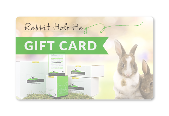 Rabbit Hole Hay Gift Card