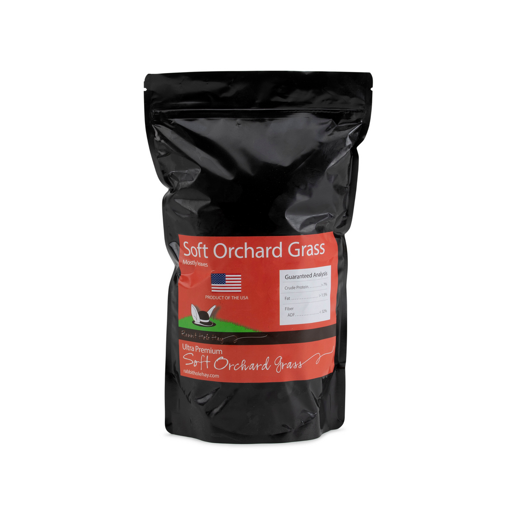 Ultra Premium Soft Orchard Grass