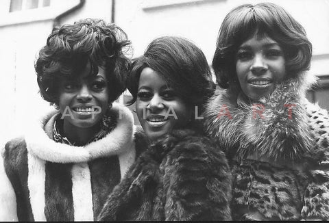 MOTOWN'S GREATEST ACT, The Supremes