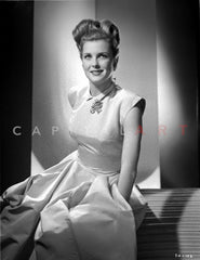 Betty Alexander Seated in Classic Premium Art Print