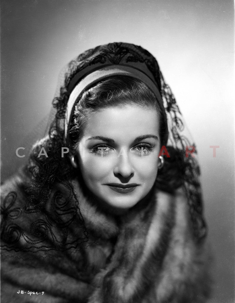 Watch Joan Bennett video