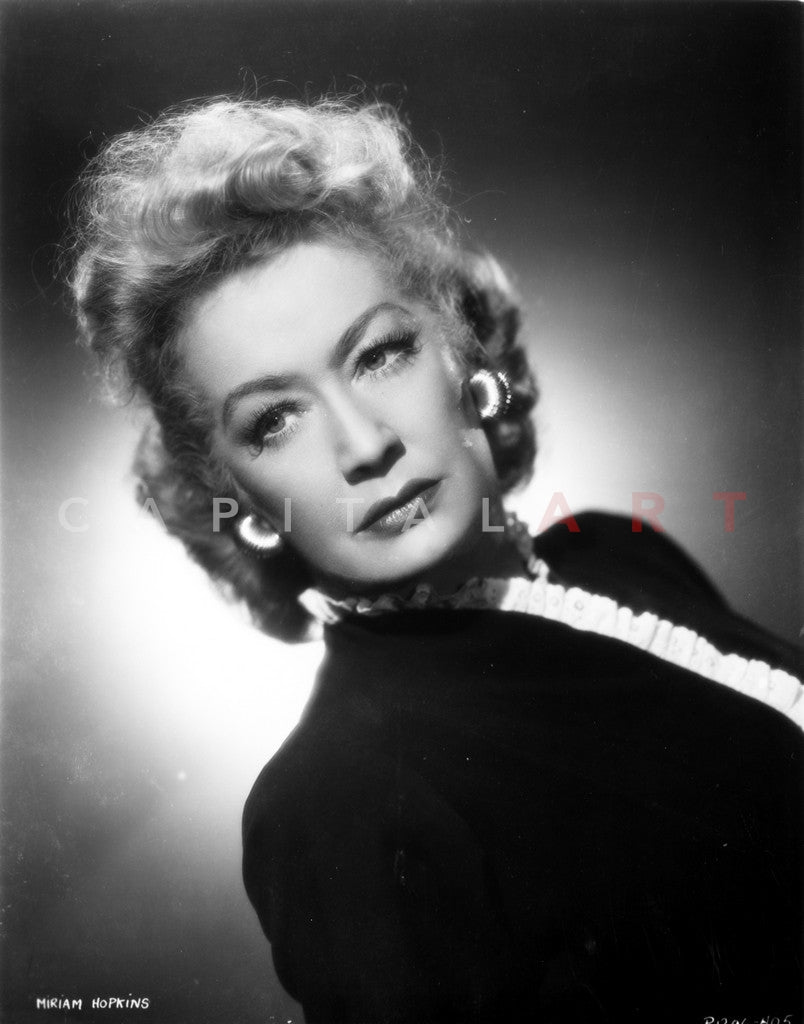 pics Miriam Hopkins