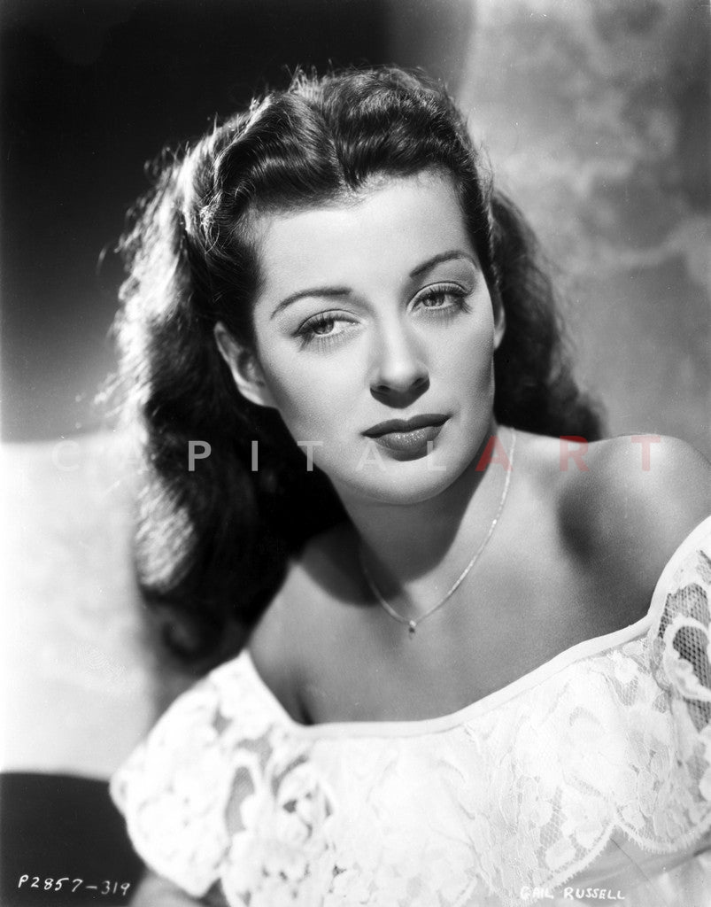 Gail Russell Gail Russell new foto