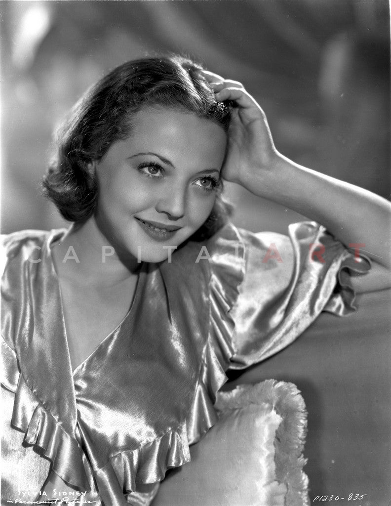 Sylvia Sidney Sylvia Sidney new picture