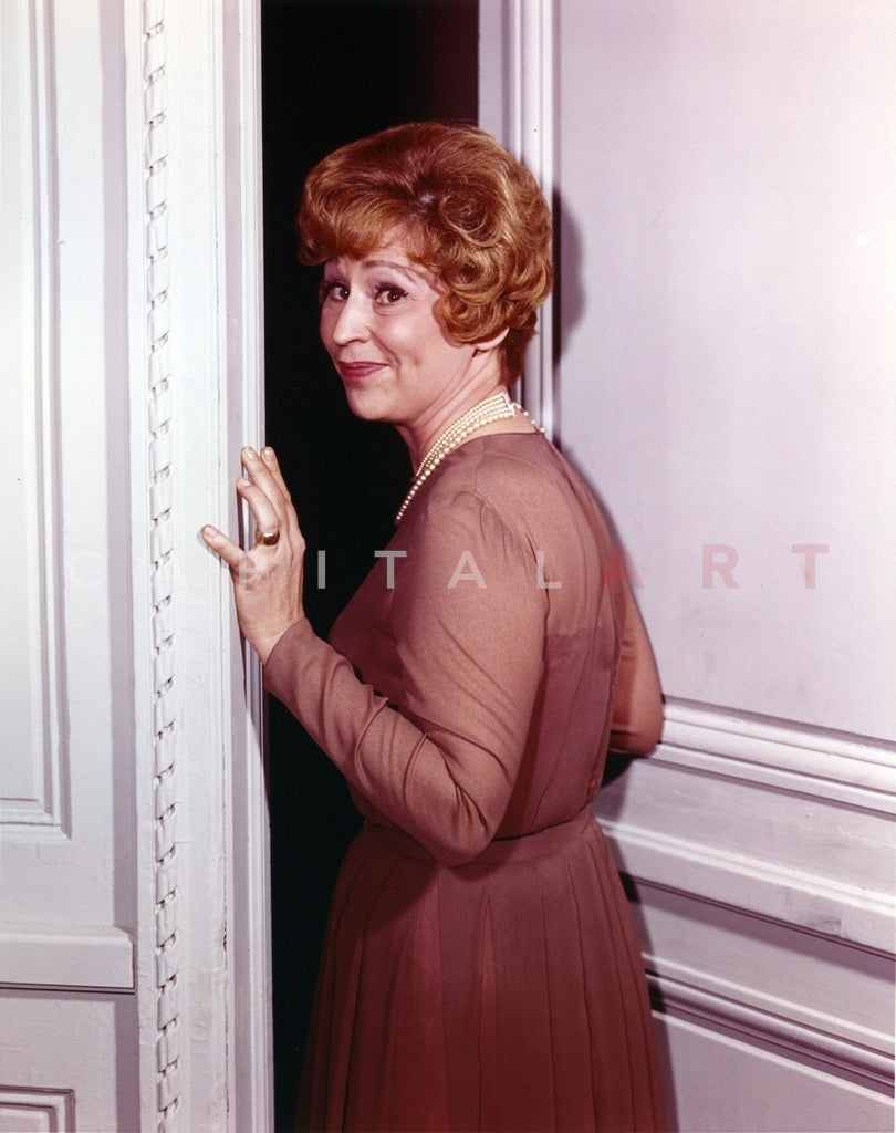 Communication on this topic: Margaret Mann, alice-ghostley/