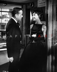Audrey Hepburn and Peter Finch The Nun's Story Premium Art Print