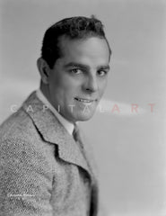 Al Murphy smiling and Facing Left wearing a Polo in a Portrait Premium Art Print