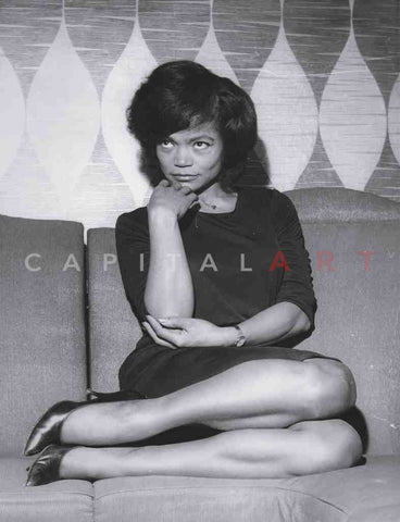 1960s EARTHA KITT The Bad Eartha In Thought!
