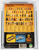 Star Wars vintage Kenner action figure MOC Bossk CAS 85+ CLEAR BUBBLE
