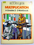 Star Wars Happy House Multiplication Book