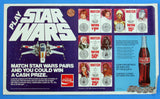 STORE DISPLAY Coke Canada Contest Promotion '78 vintage Star Wars