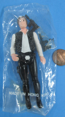 Star Wars vintage Kenner action figure BAGGED Han Solo