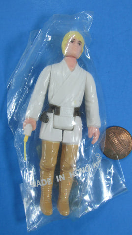 Star Wars vintage Kenner action figure BAGGED Luke Skywalker Early Bird Kit style
