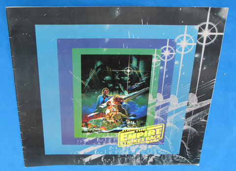 THEATRICAL PROMOTION - JAPANESE Program Book - '80 Star Wars Empire Strikes Back
