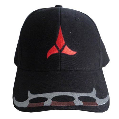 Star Trek Klingon Baseball Cap / Hat - Roddenberry