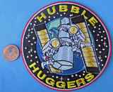 Hubble Huggers NASA space telescope patch mission