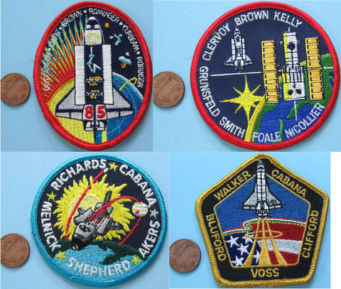 Patch Space Shuttle Discovery
