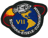 Apollo 7 mission patch NASA