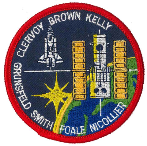 Patch NASA Space Shuttle Discovery STS-103