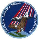Mission patch Space Shuttle Columbia NASA STS-28