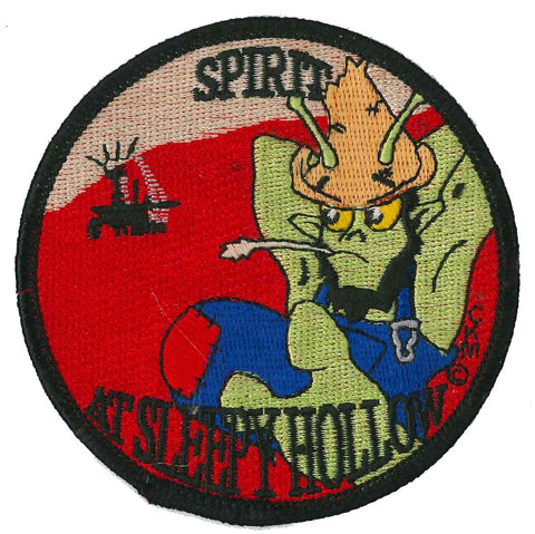"PATCH lot of 10 - MARS SPIRIT - Spirit at SLEEPY HOLLOW - 3.5"" - NASA wholesale lot"