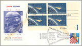 Mercury 6 John Glenn postal cover NASA