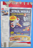 Cereal Box 20 oz Lucky Charms '78 General Mills Spaceship Glider Promotion