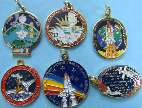 Space Shuttle Atlantis mission charms NASA