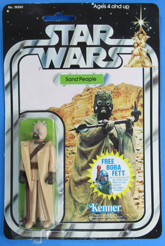 Sand People - 3SW-20H - MOC - Kellerman Star Wars Kenner Collection