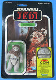 Star Wars vintage Kenner action figure MOC - Chief Chirpa ewok - Return of the Jedi