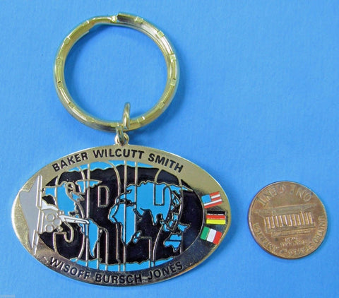 Space Shuttle Endeavour keychain NASA STS-68
