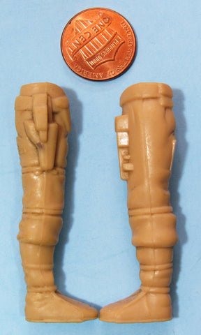 Lili Ledy Factory Overstock Action Figure Parts - Luke Skywalker Bespin (LEGS) - Star Wars