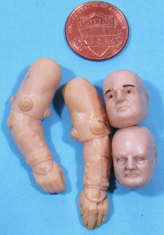 Lili Ledy Factory Overstock Action Figure Parts - Rancor Keeper - Star Wars