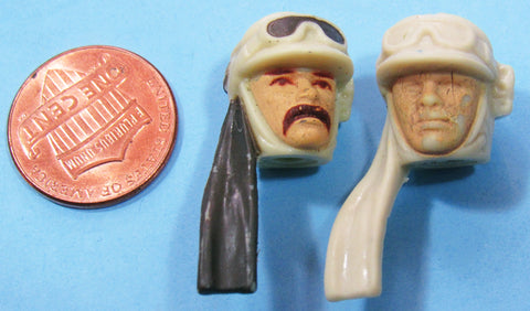 Lili Ledy Factory Overstock Action Figure Parts - Rebel Commander - Star Wars
