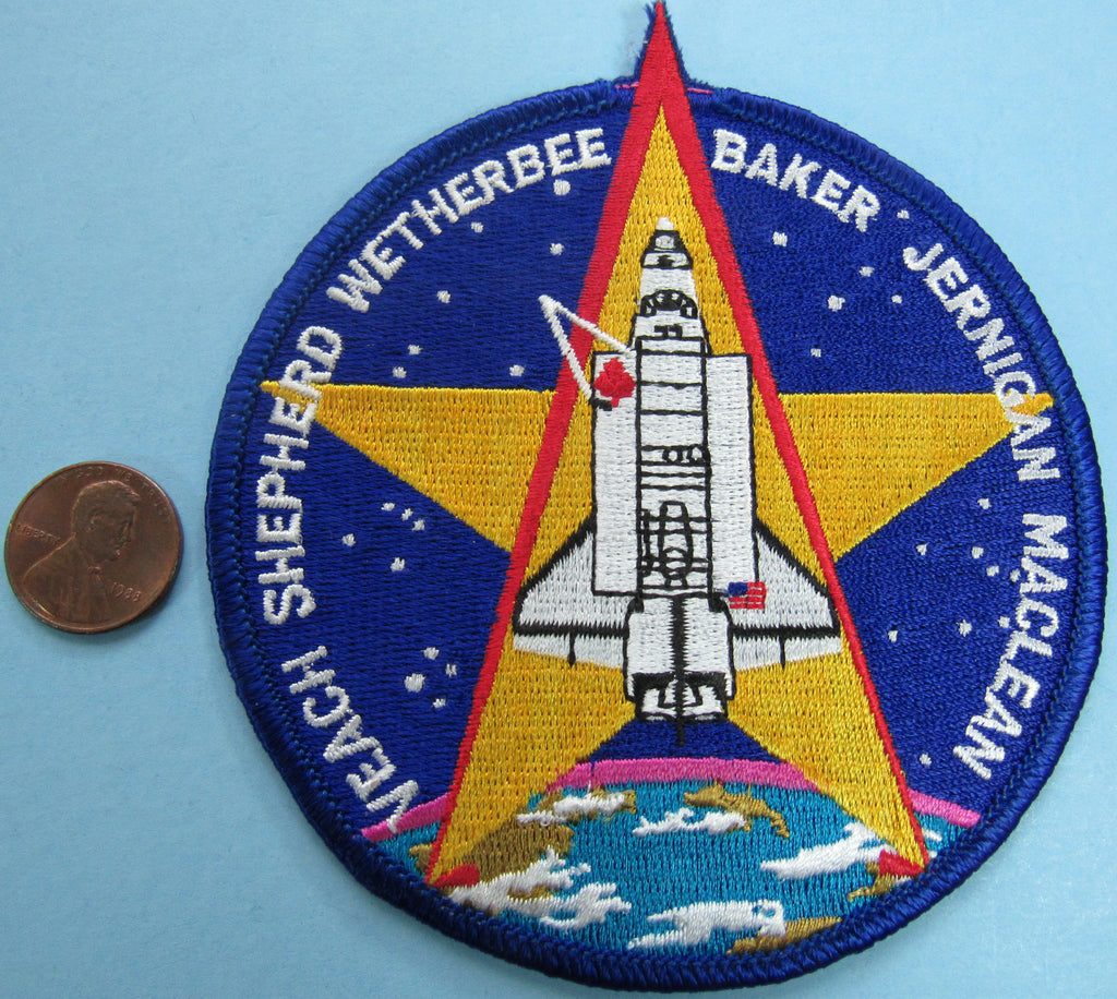 Mission patch Space Shuttle Columbia NASA STS-52