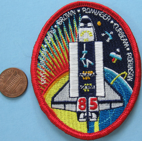 Patch NASA Space Shuttle Discovery STS-85