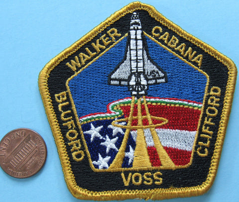 Patch NASA Space Shuttle Discovery STS-53