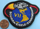 Apollo VII - 3 inch PATCH - NASA wholesale lot of 20
