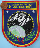 International Space Station patch